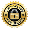 100 secure website seal Low100
